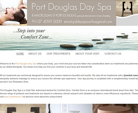 Port Douglas Day Spa