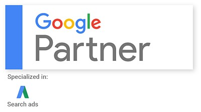 Paul Jackson is a Google Partner for over 8 years